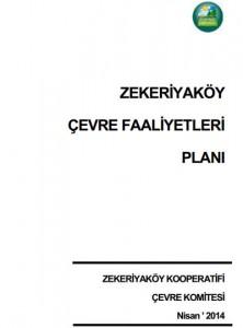 Çevre komitesi iş planı